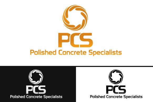Kilpailutyö #123 kilpailussa Logo Design for Polished Concrete Specialists