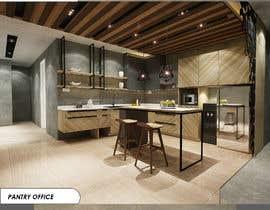 #32 for I want an office space designed af Danksa