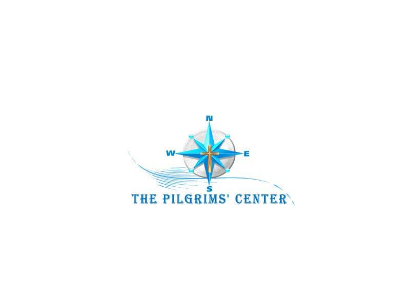 Bài tham dự cuộc thi #                                        37                                      cho                                         Logo Design for a Pilgrimage / Catholic Travel Company