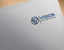 #179 untuk Logo for VisionChampion oleh MdTareqRahman1