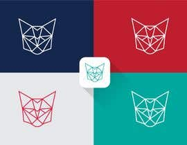 #30 for Design A Geometric Cat Face as part of a logo by Jbroad