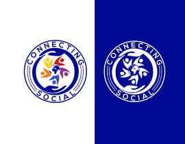 #314 for Logo: Connecting Social af akashredoybd