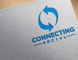 #301 for Logo: Connecting Social by anubegum