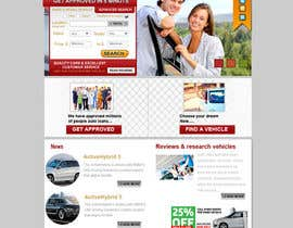 suvra4ever tarafından Index Redesign & UI for http://halifaxautoloans.ca/html/ için no 5