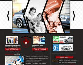 #6 para Index Redesign & UI for http://halifaxautoloans.ca/html/ por suvra4ever