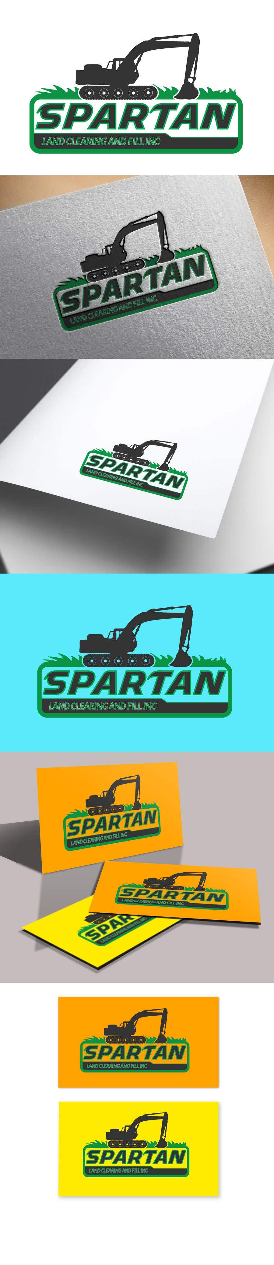 Kilpailutyö #56 kilpailussa design logo for company