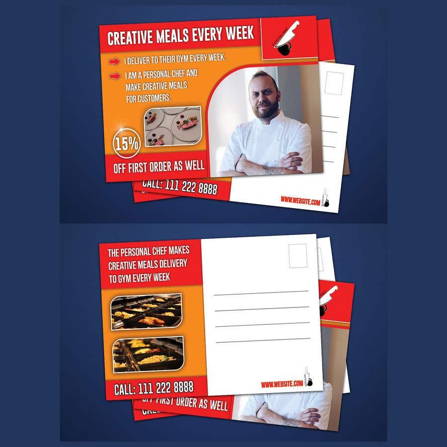 Konkurrenceindlæg #59 for Marketing postcard