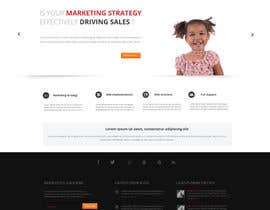 nº 33 pour Website Redesign for Digital Marketing Company par webgik