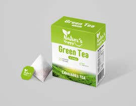 ProgDesigner01 tarafından Nature's Happy Cannabis Tea - Box design için no 37