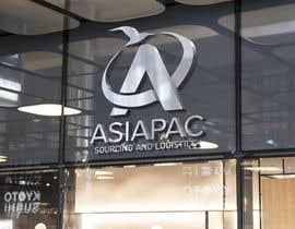 #177 for Asiapac logo by Guneetkaurart