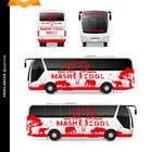 Bài tham dự #10 về Graphic Design cho cuộc thi Need a Complete Design for Bus Branding