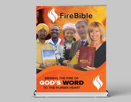 #33 for FireBible Retractable Bannyer by malekhossain1000
