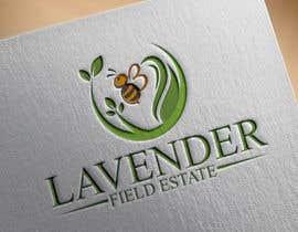#25 for Lavender Field Estate Logo creation by sohelakhon711111