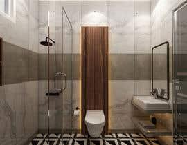 Nro 20 kilpailuun Luxury bathroom design - 1 käyttäjältä Danksa