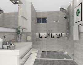 #31 for Luxury bathroom design - 1 by SaeidDavoodi