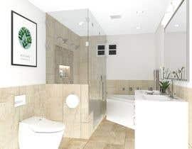 #32 for Luxury bathroom design - 1 by SaeidDavoodi