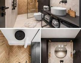 Nro 11 kilpailuun Luxury bathroom design - 1 käyttäjältä robmendz08
