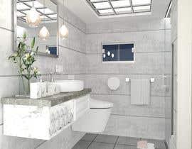 #19 for Luxury bathroom design - 2 af SaeidDavoodi