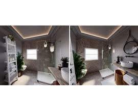 #35 dla Luxury bathroom design -  3 przez Joquim7
