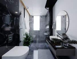 #52 dla Luxury bathroom design -  3 przez Joquim7