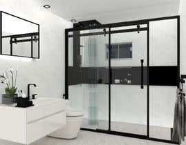 #34 dla Luxury bathroom design -  3 przez SaeidDavoodi