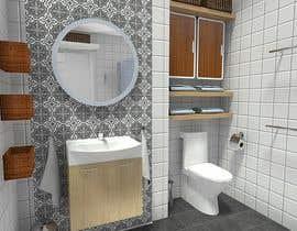 #47 dla Luxury bathroom design -  3 przez ebrahim0177922