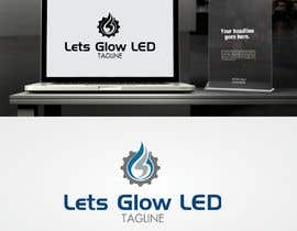 DesignTraveler tarafından Help make this logo glow - remove the background için no 16