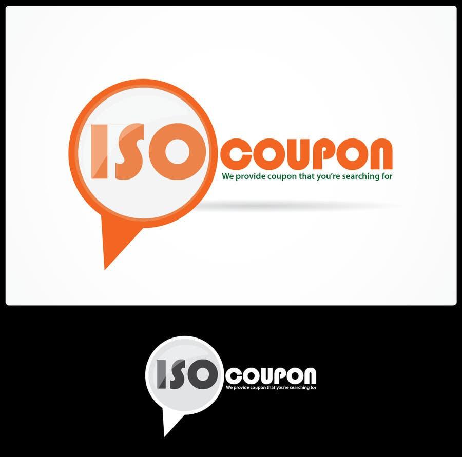 Bài tham dự cuộc thi #                                        37                                      cho                                         Logo Design for isocoupons.com