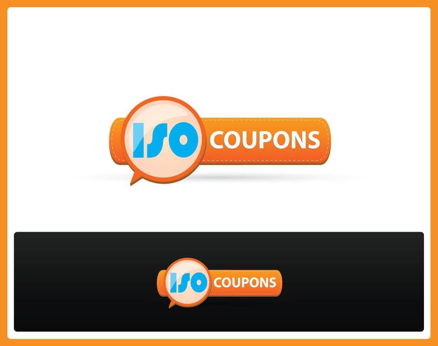 Bài tham dự cuộc thi #                                        105                                      cho                                         Logo Design for isocoupons.com
