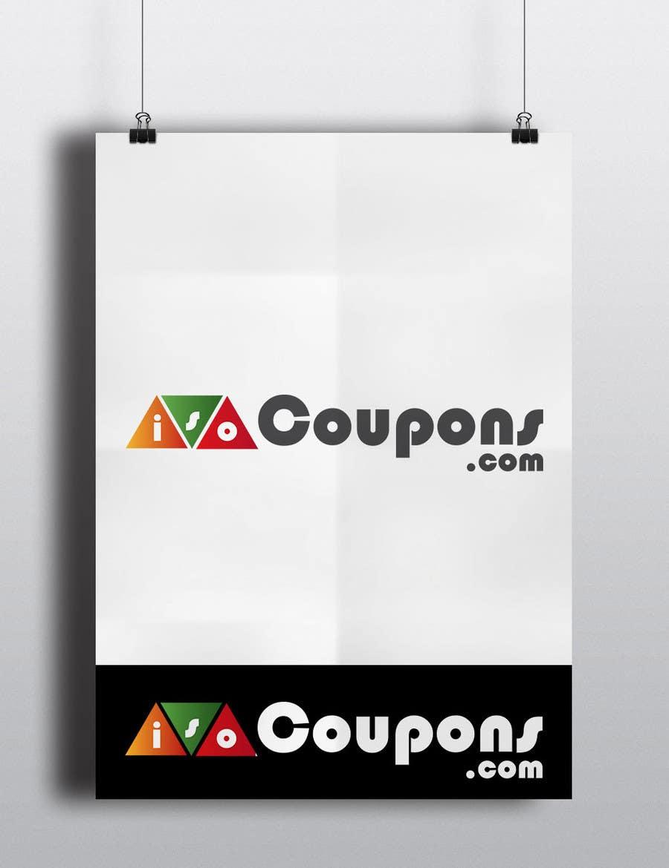 Bài tham dự cuộc thi #                                        86                                      cho                                         Logo Design for isocoupons.com