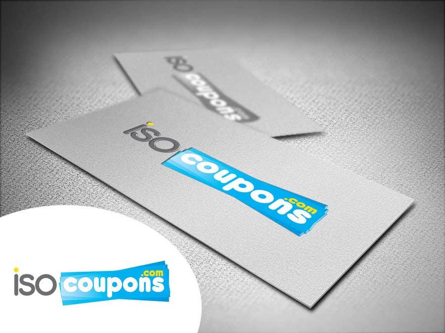 Bài tham dự cuộc thi #                                        107                                      cho                                         Logo Design for isocoupons.com