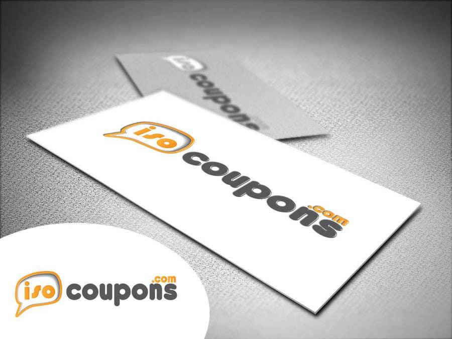 Bài tham dự cuộc thi #                                        126                                      cho                                         Logo Design for isocoupons.com