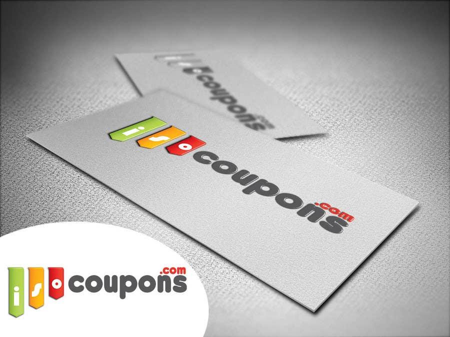 Bài tham dự cuộc thi #                                        127                                      cho                                         Logo Design for isocoupons.com