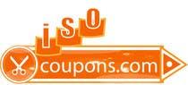 Logo Design for isocoupons.com için Logo Design134 No.lu Yarışma Girdisi