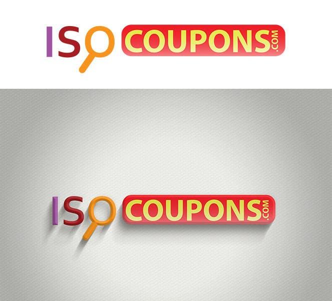 Bài tham dự cuộc thi #                                        139                                      cho                                         Logo Design for isocoupons.com