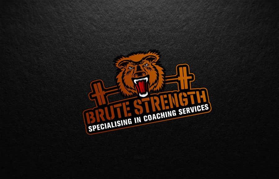 Konkurrenceindlæg #163 for Logo Design - Brute Strength