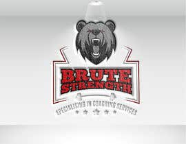 #141 for Logo Design - Brute Strength by alamsagor