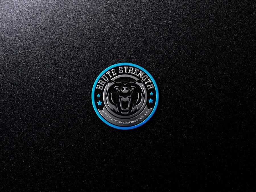 Konkurrenceindlæg #89 for Logo Design - Brute Strength