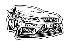 #2 for Car Lines Tracing for laser engraved keychains by DEVANGEL1