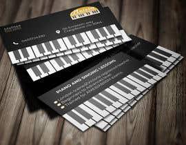 #92 cho business card design bởi mamunroshid449