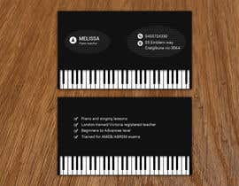 #86 for business card design by ibrahimaliprof6