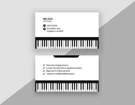 #90 for business card design by ibrahimaliprof6
