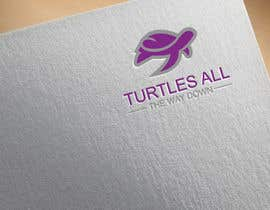 nº 68 pour Design a logo in the shape of a turtle par shahinurislam9