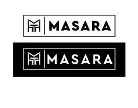 "#249 untuk Create logo ""MASARA"" -  manufacturer and online shop of tables and chairs oleh ricardoher"