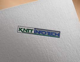 nº 12 pour Logo Design for knitinfotech par graphicsgurubd