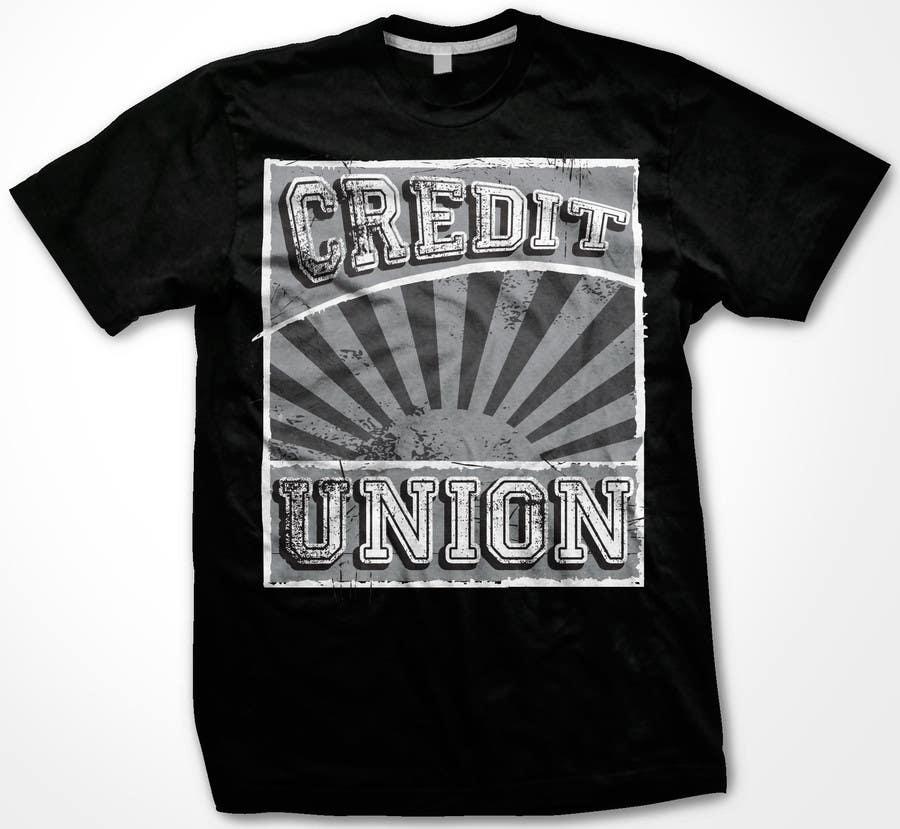 Inscrição nº                                         10                                      do Concurso para                                         T-shirt Design for Credit Union