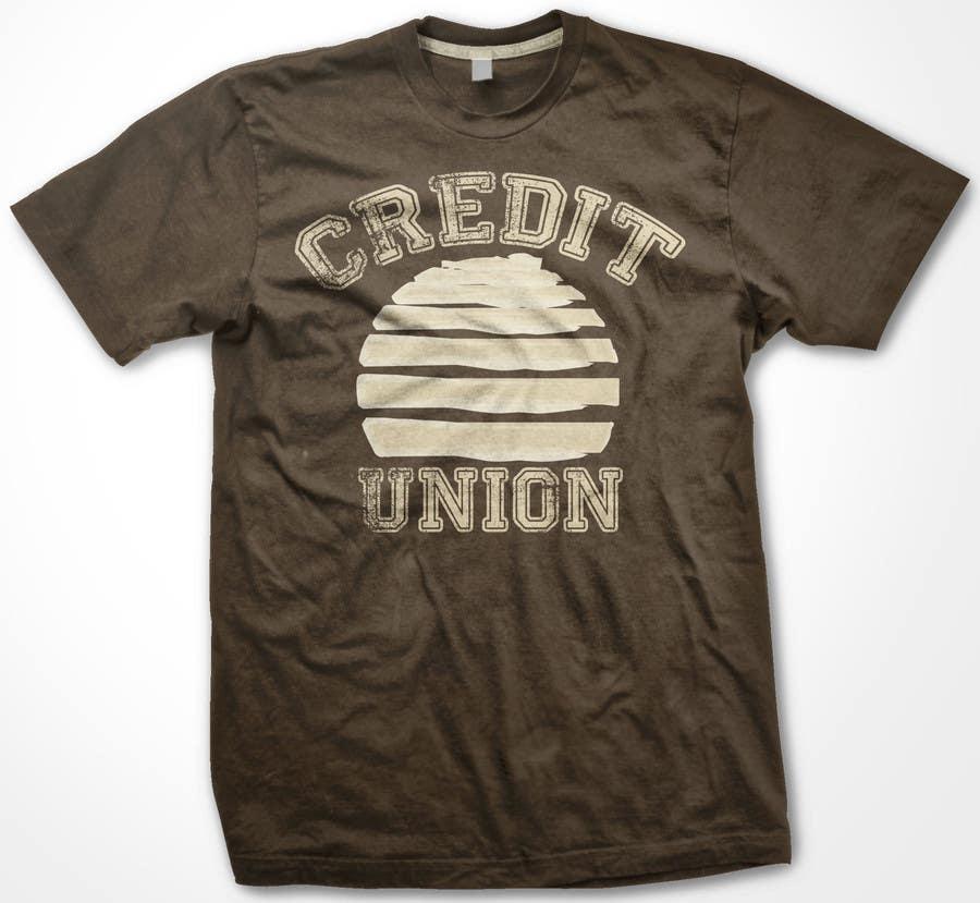 Inscrição nº                                         11                                      do Concurso para                                         T-shirt Design for Credit Union