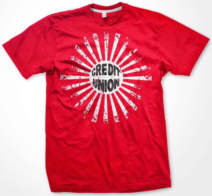 Inscrição nº                                         14                                      do Concurso para                                         T-shirt Design for Credit Union