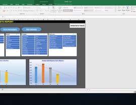 Nro 5 kilpailuun Excel Sheet and Google Sheet SEO audit Dashboard käyttäjältä jayvillalobos686