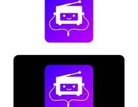 #86 for Radio player app logo by FinoDesignINK